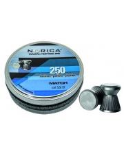 śrut 5,5 mm Norica Match 250 szt.